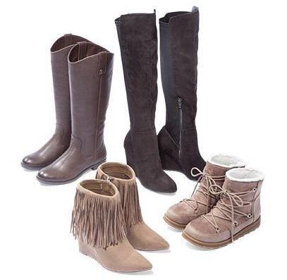 зима модна жіноче взуття