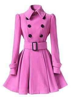 модне молодіжне пальто