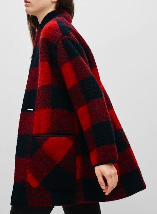 молодіжні пальто для дівчат осінь