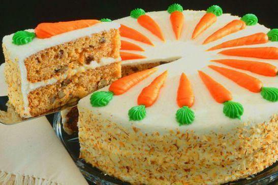 Морквяник. Рецепт