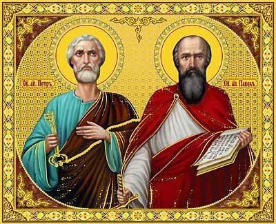 Храм Петра і Павла в Ясенів