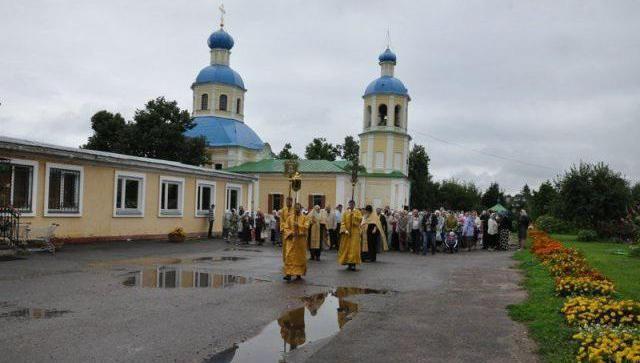 Храм Петра і Павла Москва Ясенів