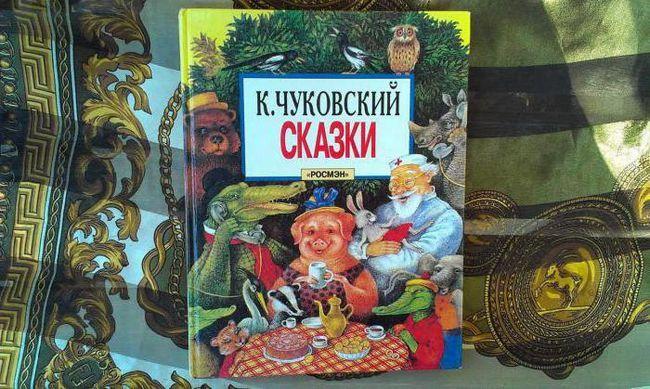 Муха-Цокотуха автор
