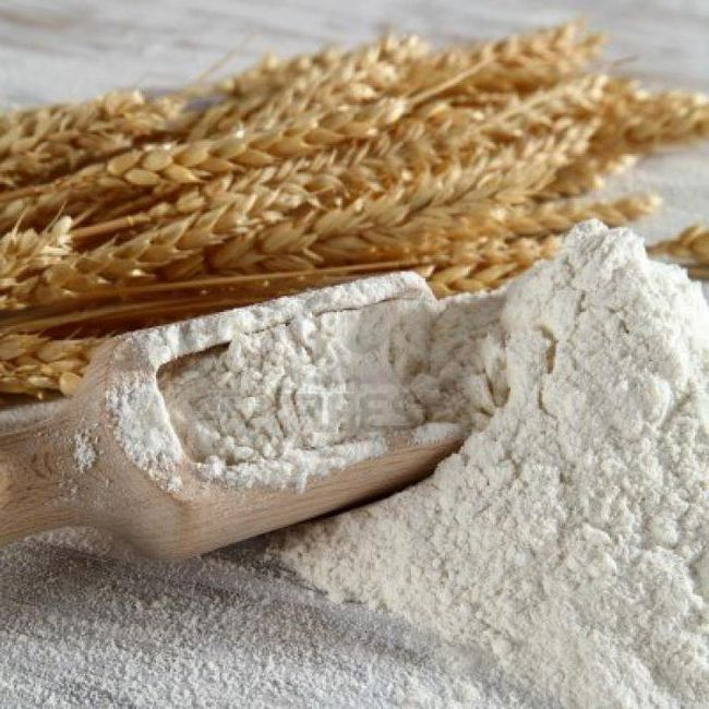борошно пшеничне хлібопекарське вищого ґатунку
