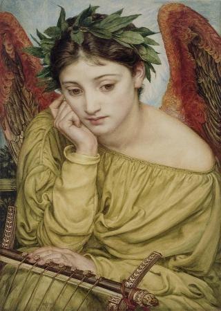 Ерато муза любовної і весільної поезії
