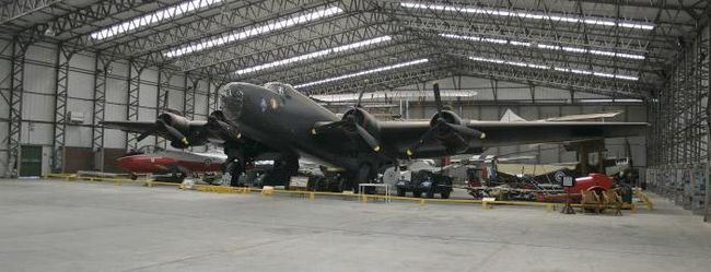 музей авіації як доїхати