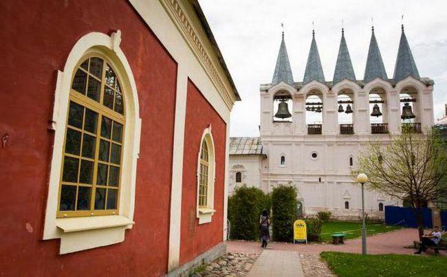 Тихвинський Богородичний Успенський чоловічий монастир як доїхати