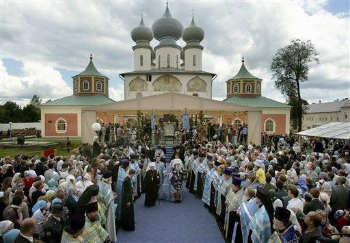 Тихвинський Богородичний Успенський чоловічий монастир адреса