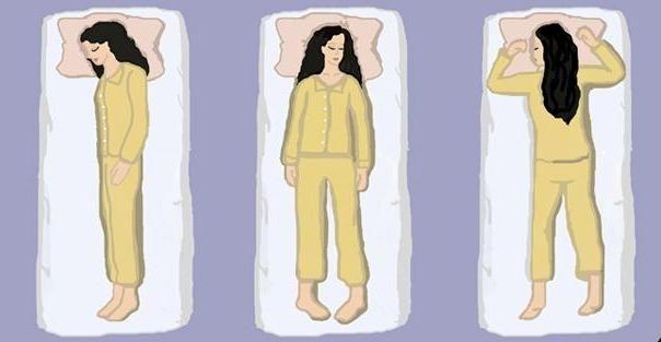 Фото - На якому боці краще спати для здоров'я: рекомендації, протипоказання та відгуки. На якому боці краще спати вагітним