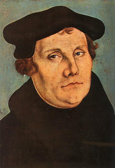 Фото - Початок реформації в Європі - оновлення християнства. Чистота віри і свобода