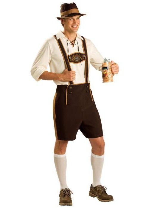 національні німецькі костюми