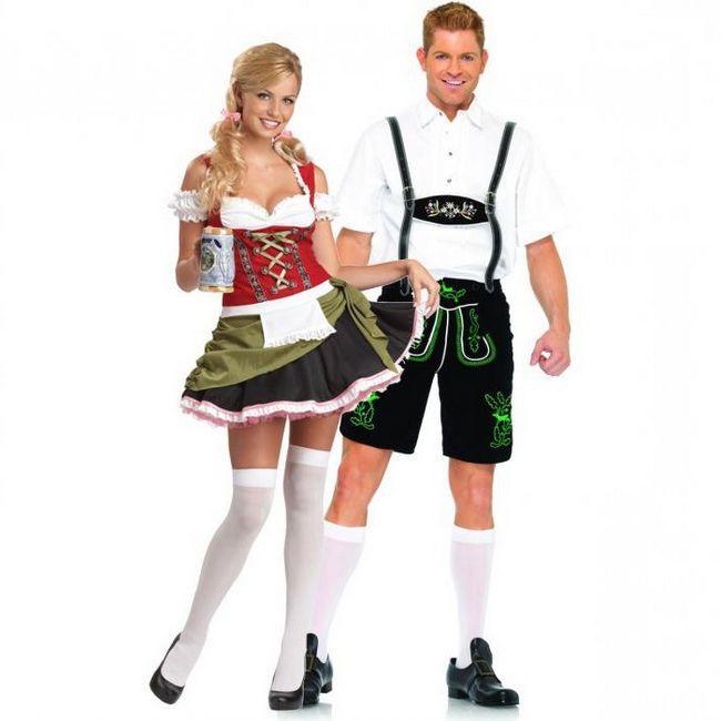 німецький національний костюм