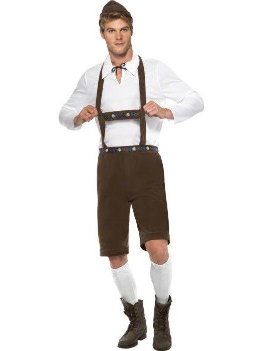 національний німецький костюм дитячий