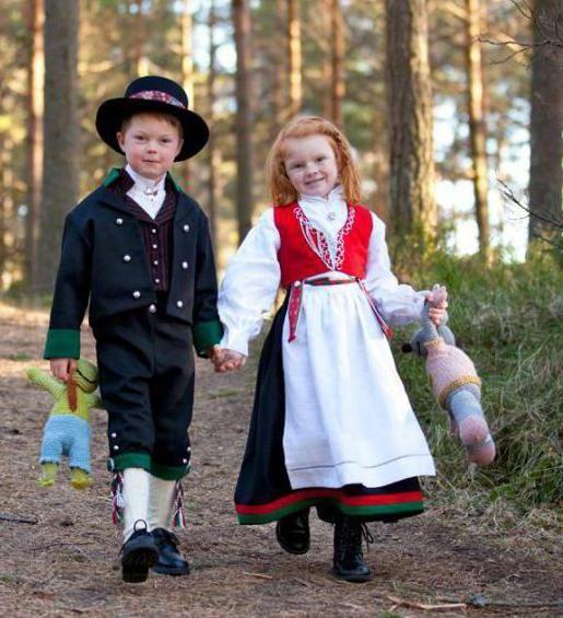 німецький національний костюм для хлопчика
