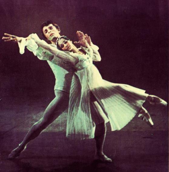надія павлова балерина