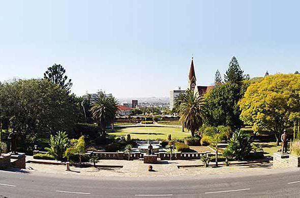 намібія столиця