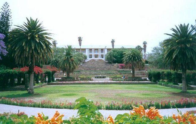 столиці Намібії