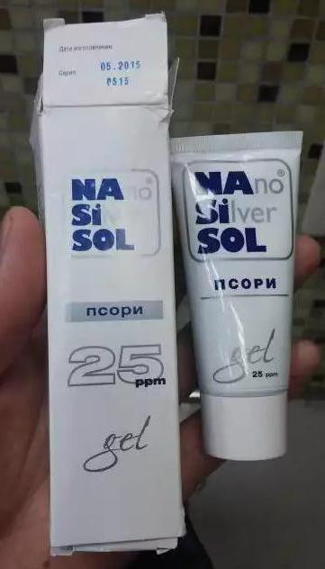 нано гель