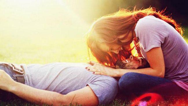 чи є любов між чоловіком і жінкою