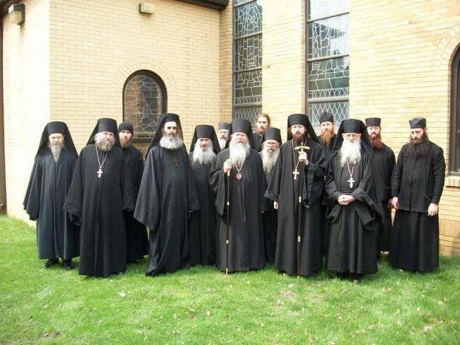 настоятель монастиря