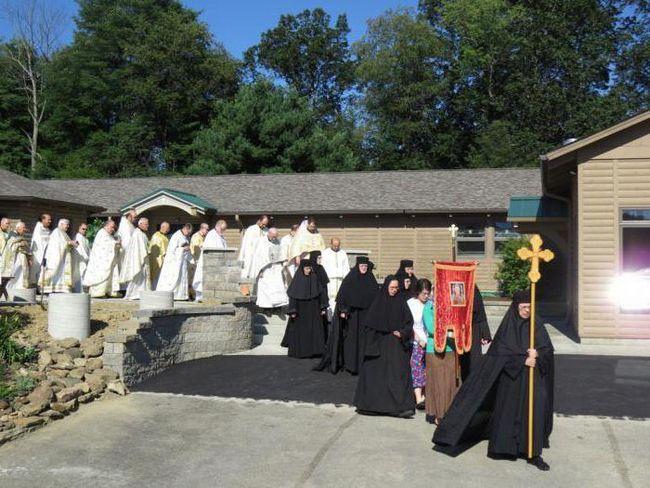 настоятель православного монастиря