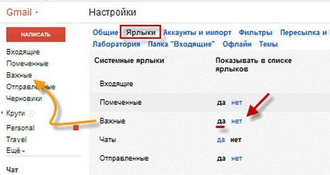 логін gmail