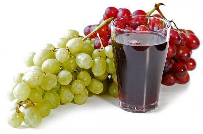 Фото - Натуральний виноградний сік: користь і шкода