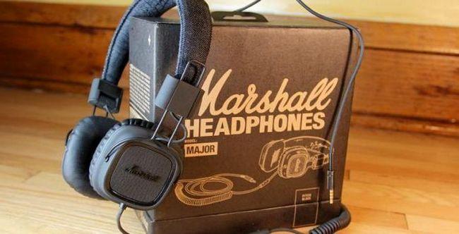 Фото - Навушники Marshall: моделі, відгуки покупців