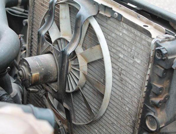Вентилятор охолодження ВАЗ