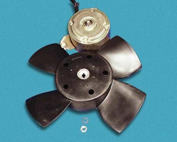 Не працює вентилятор охолодження ВАЗ 2110