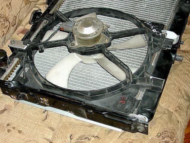 Вентилятор системи охолодження