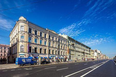 міні готель санкт петербург метро