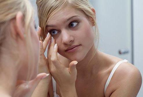 Фото - Негативні наслідки носіння лінз. Наслідки тривалого носіння контактних лінз