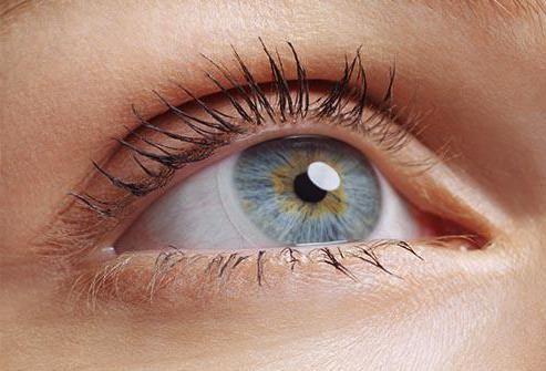 наслідки носіння контактних лінз