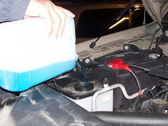 несправності системи охолодження двигуна