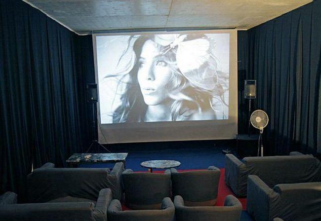 Фото - Незвичайні кінотеатри в СПб
