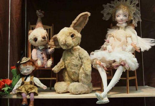 фото ляльок