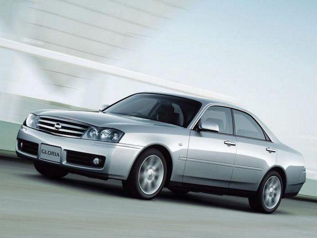 Фото - Nissan Gloria: фото, відгуки, технічні характеристики