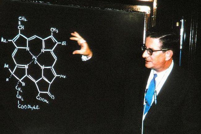 хто отримав нобелівську премію з хімії