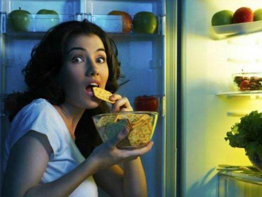 нічний перекус для схуднення відгуки