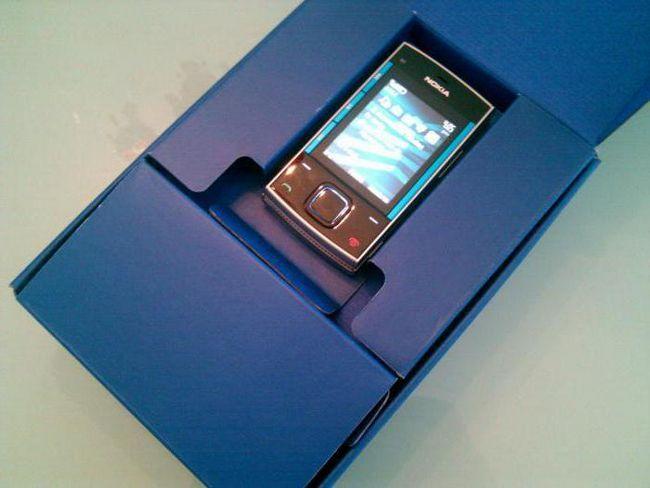 телефон nokia x3
