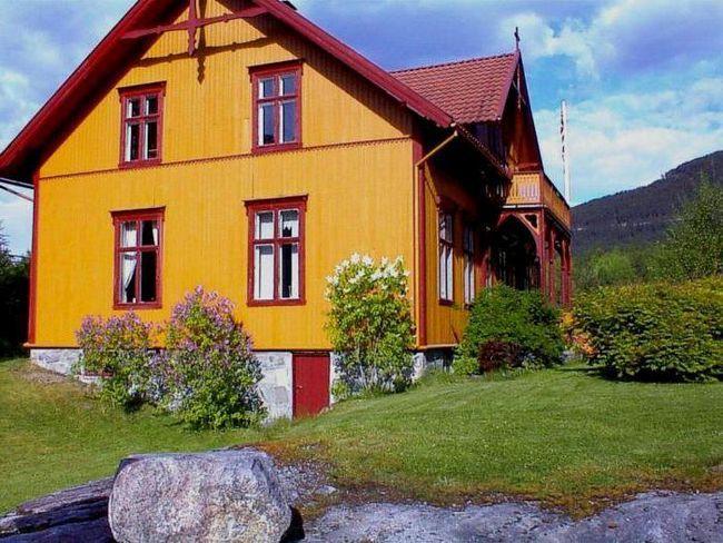 проекти будинків за норвезькою технологією