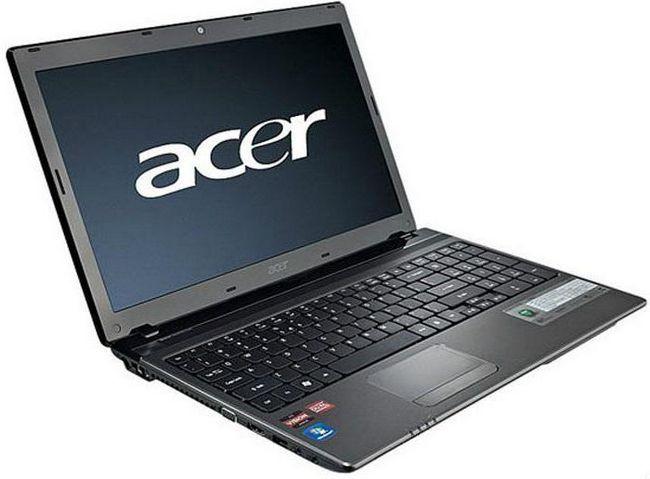 Фото - Ноутбук Acer Aspire 5560: технічні характеристики, відгуки