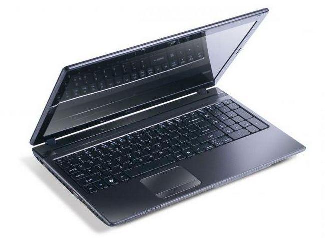 як розібрати ноутбук acer aspire 5560