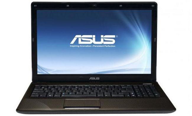 Фото - Ноутбук Asus K52D: технічні характеристики, тести та відгуки