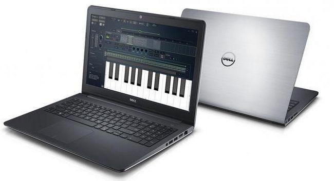 Фото - Ноутбук Dell Inspiron +5547: опис, технічні характеристики, відгуки