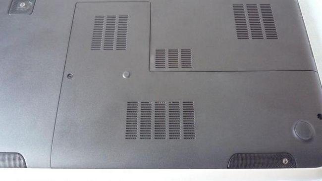 ноутбук Dell Inspiron +7720 характеристики