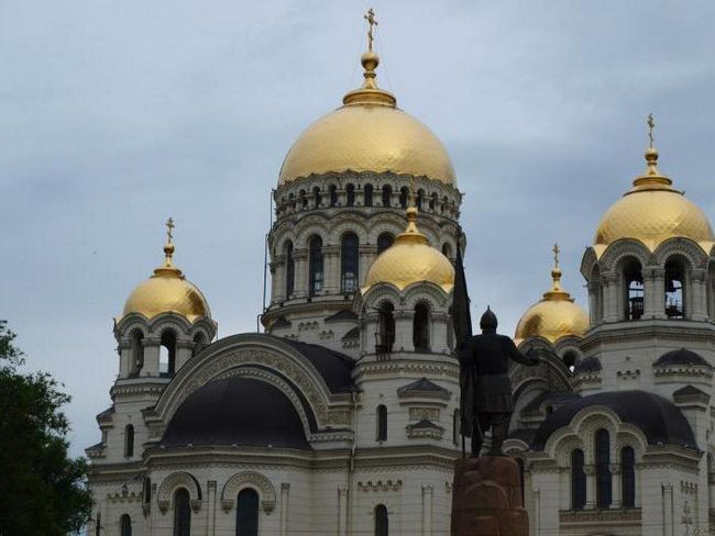 Новочеркаський собор патріарх