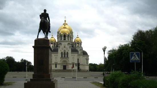 Освячення Новочеркаського собору