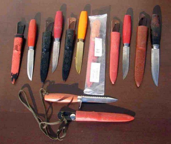 Фото - Ножі шведські. Ножі Mora of Sweden: фото та відгуки